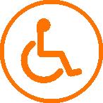 toalety dla niepełnosprawnych